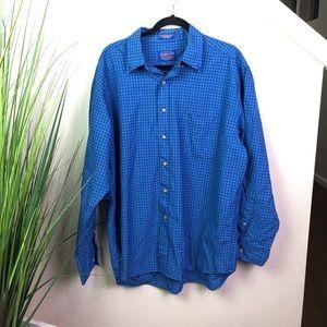 pendleton long sleeve 100% virgin wool shirt
